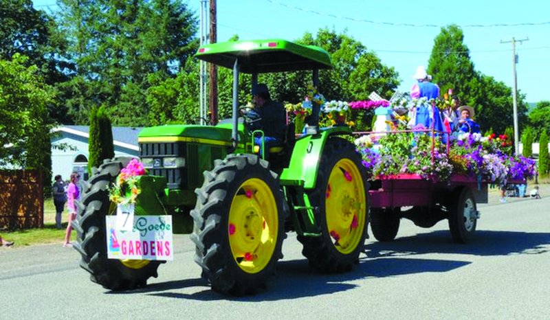 Mossyrock Blueberry Festival celebrated first weekend in August