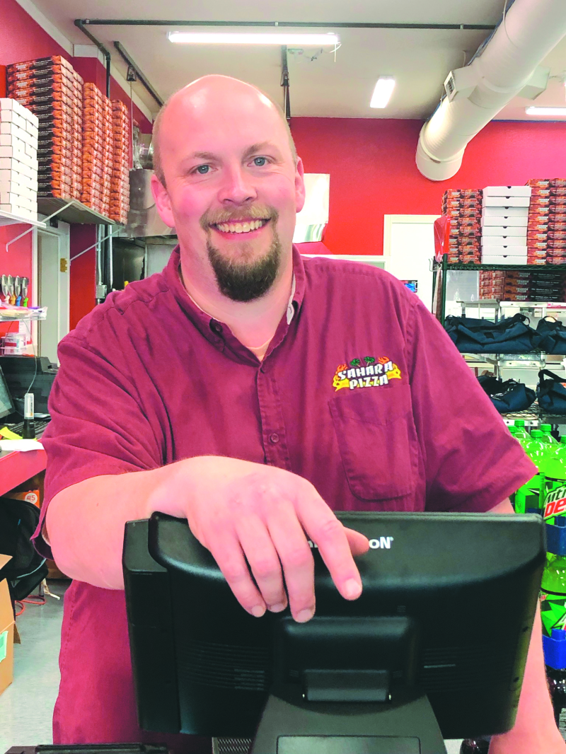 Sahara Pizza encompasses new local delivery area