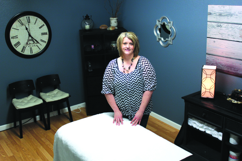 Vitality Massage get Infrared Body Wraps